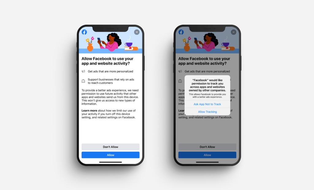 apple-facebook-ios | Upgrid Software